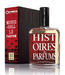 Histories de Parfums L'Olympia Music Hall