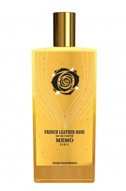 Memo French Leather Rose