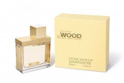 Dsquared 2 She Wood Golden Light Wood